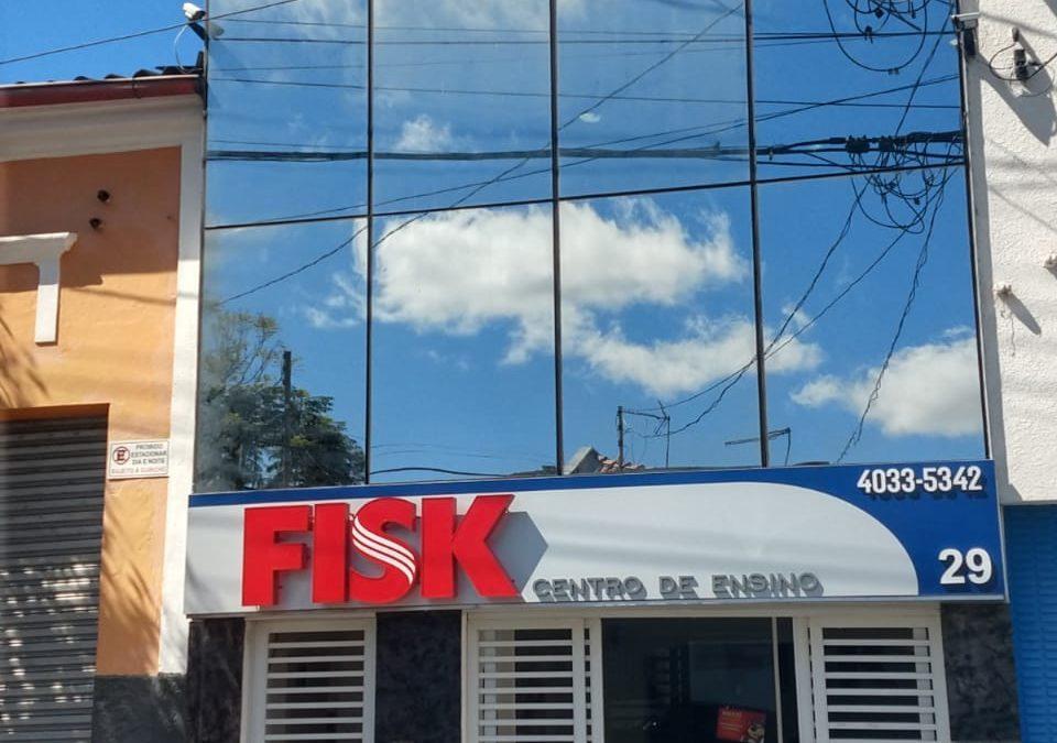 FISK Bragança Paulista – Novo prédio